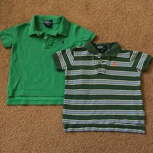 Other - Bundle of Toddler S/S Ralph Lauren shirts Size 2T